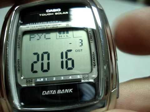 Инструкция для часов casio db-36 letterpolice.
