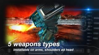 Armageddon - Future Combat Arena: Mech VS Aliens