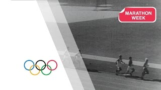 Los Angeles 1932 Olympic Marathon | Marathon Week