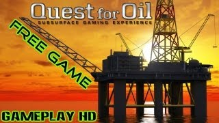 Quest for Oil Gameplay Begin PC HD