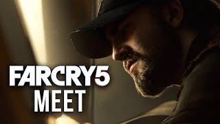 Far Cry 5 - MEET THE CHARACTERS OF FAR CRY 5
