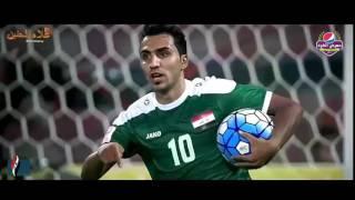 اجمل مونتاج للمنتخب الاولمبي العراقي المشارك في اولمبياد ريو دي جانيرو fullHD 2016 -علاء الحنين