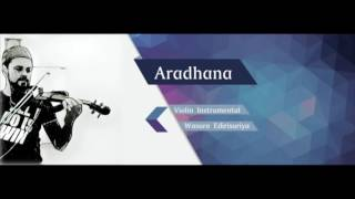 Aradhana Song Violin instrumental