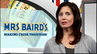Mrs. Baird's Nutrient - Rich Whole Wheat Bread