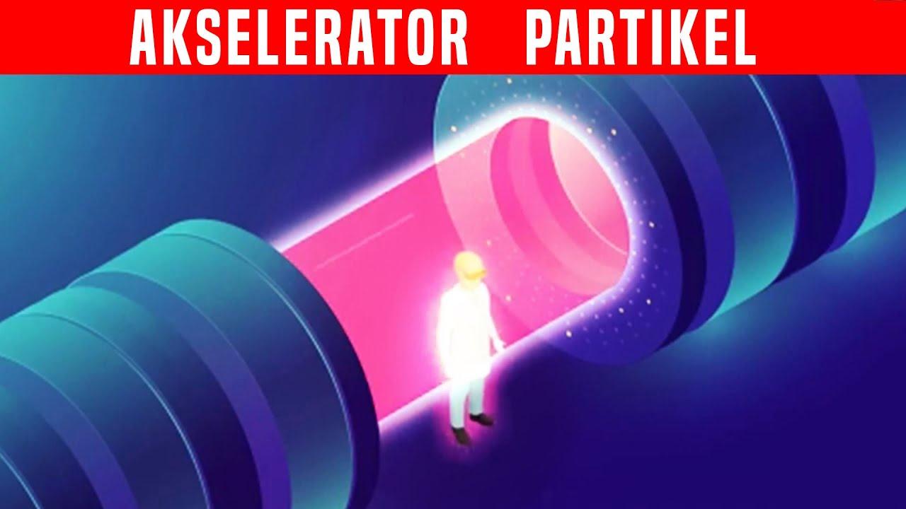Bagaimana Jika Anda Meletakkan Kepala (Atau Tangan) Anda Di Dalam Akselerator Partikel?