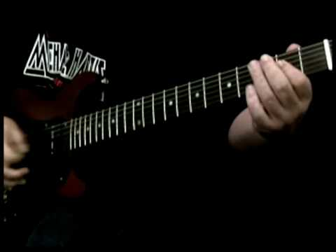 """Collective Soul - """"Heavy"""" - Guitar Cover Lesson"""