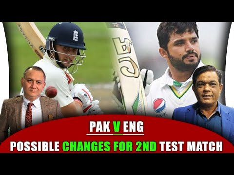 Possible Changes for 2nd Test Match | Pak V Eng | Caught Behind