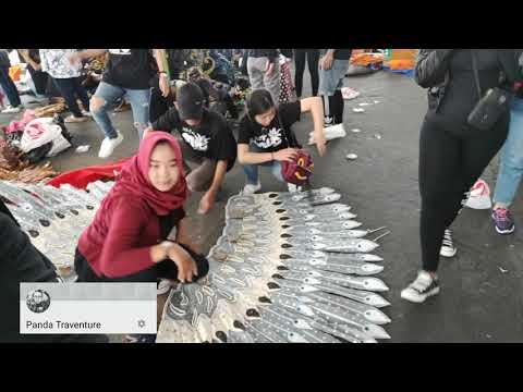 Malang Flower Carnival 2019 part #1 prepare