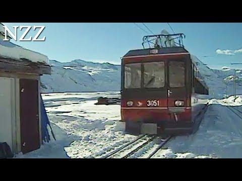 Mit dem Zahnrad ins Hochgebirge: Wunderwerke Alpen-Bahnen - Dokumentation von NZZ Format (1998)