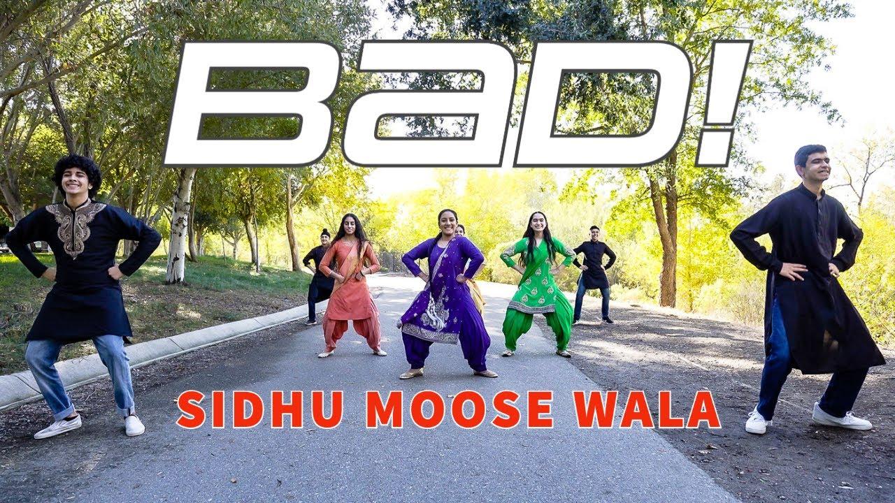 Bad | Sidhu Moose Wala | Bhangra Empire All-Stars | Dance Cover
