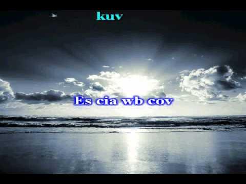 KLS - Los Nyob Nrog Kuv (KARAOKE)