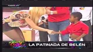 Enemigos Publicos La Patinada de Belen Estevez 30/07/13