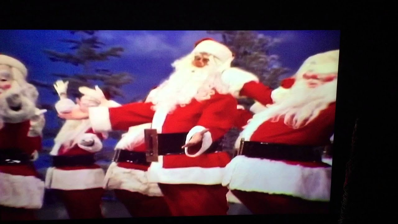 The Dean Martin Christmas Show. Opening: Be a Santa - YouTube