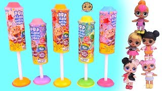 Pop A Lotz Surprise Pops Blind Bag Scented Toy Popping Poppers !