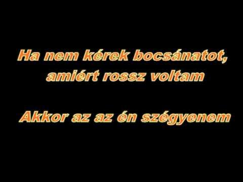 Akon - Sorry, Blame It On Me Hun Lyrics / Akon - Sajnálom, én Vagyok A Hibás Magyar Szöveg