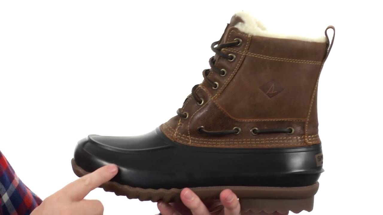 Sperry Top-Sider Decoy Shearling Boot