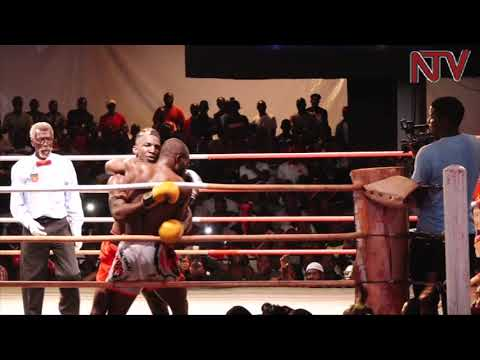 ENSAMBAGGERE: Golola akubiddwa Ssemata