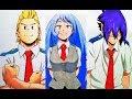 ''The Big Three'' Drawing -Mirio,Nejire,Tamaki[Boku no Hero Academia]
