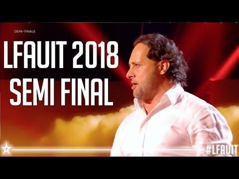 OMAR HASAN  |  Semi final | France's got talent 2018