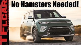 New 2020 Kia Soul in Turbo, Adventure, and Electric Flavors!