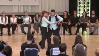 Ben Morris & Melissa Rutz - Boogie by the Bay 2014 Champions Strictly 2nd Place