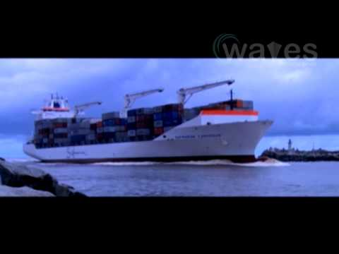 New Container ships for Hamburg.