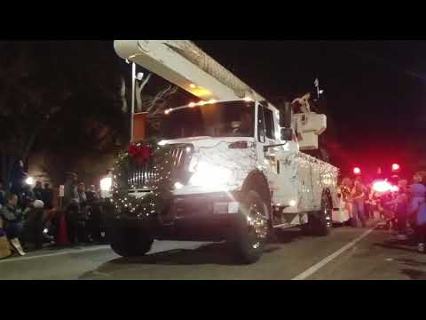 Downtown Holland Parade Of Lights