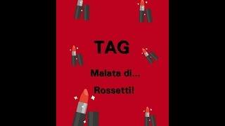 TAG: Malata di...Rossetti!