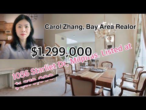 Carol House Tour- 1056 Starlite Drive Milpitas, CA 95035