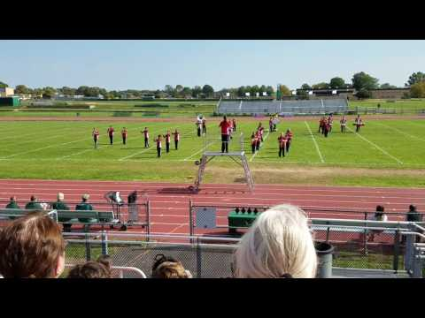 LHS Marching Band - Music in Motion 10-16-2016
