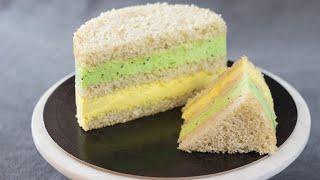 Хочется нежный торт Рецепт нежного торта на все случаи Торт с фруктами буквально тает во рту