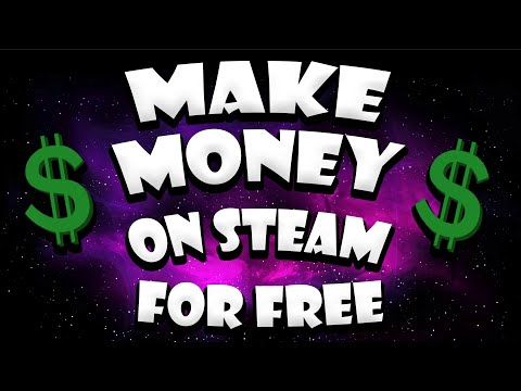 How To Make Money On Steam For Free In Minutes (Ultimate Guide On How To Instantly Increase Balance)