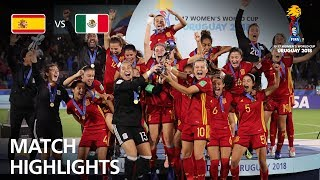 Spain are the newest name on the list of FIFA U-17 Women's World Cu...