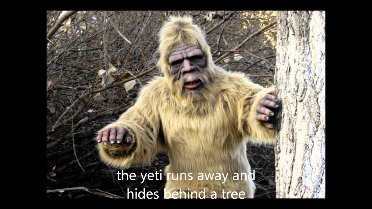 bigfoot vs the yeti - YouTube