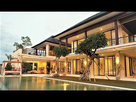 Spectacular 5 Bedroom Villa in Nelayan Beach with Full Ocean Views