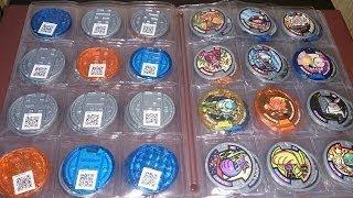 Repeat youtube video 妖怪ウォッチ 妖怪メダルの収納に最適なコインアルバム