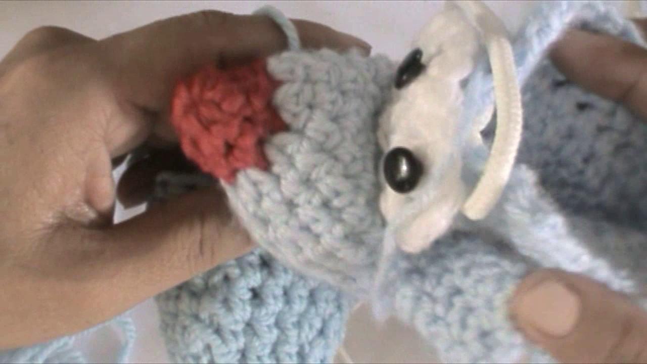 Tutorial de pantufla de avión / avioneta tejida a crochet para niño ...