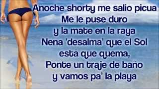 Guaya Guaya - Don Omar ( Lyrics - Letra )
