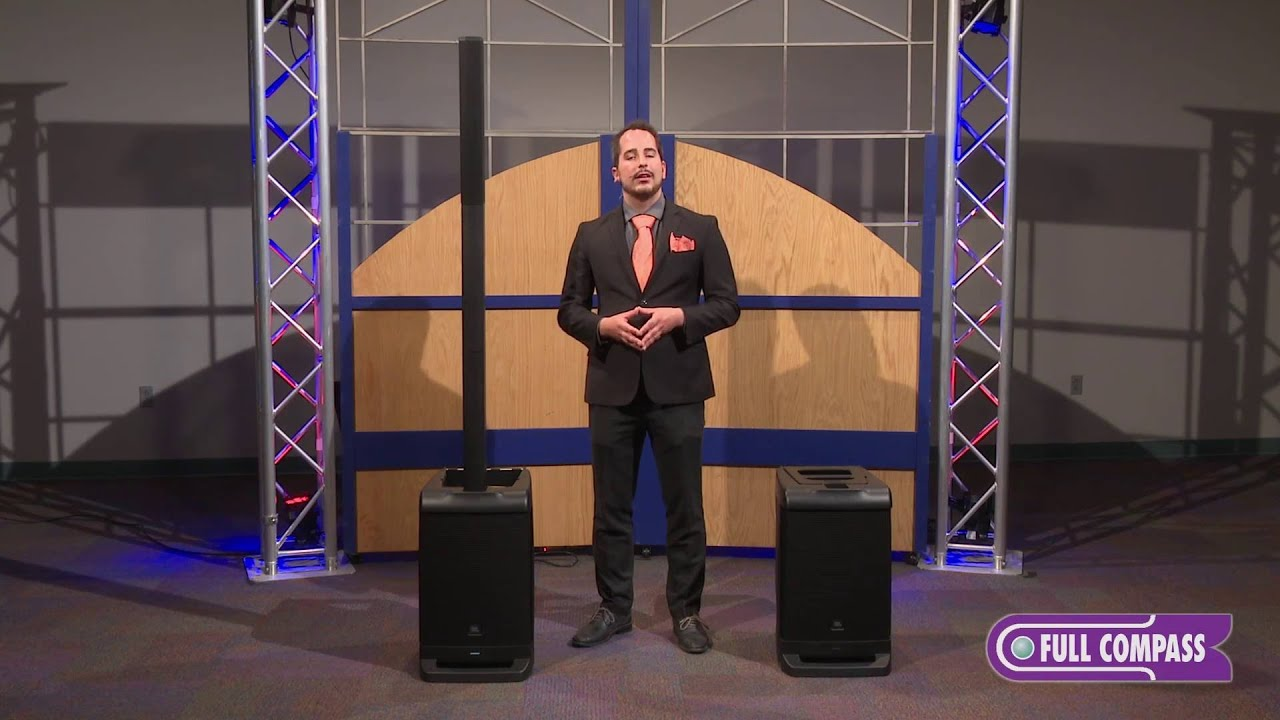 JBL EON ONE Personal PA System Overview | Full Compass