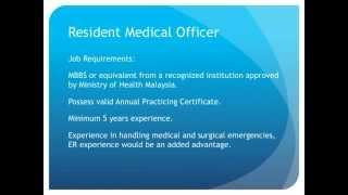 Columbia Asia Hospital-Setapak Kuala Lumpur Jobs April 2014