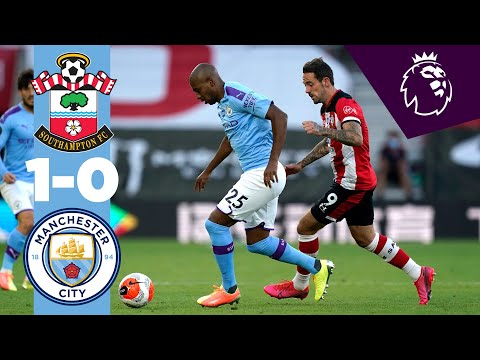 HIGHLIGHTS | Southampton 1-0 Man City | Che Adams