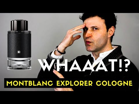 NEW Montblanc Explorer Cologne REVIEW   MAX FORTI