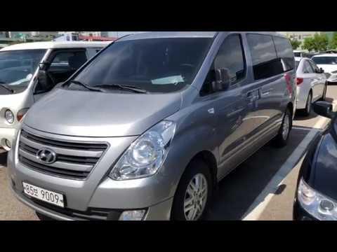 Что по чем ? Hyundai Grand Starex (H1). Авто из Южной Кореи