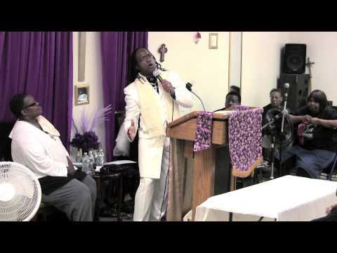 Jermaine A. Walker 1ST FRUIT HARVEST 2013 ORDINATION