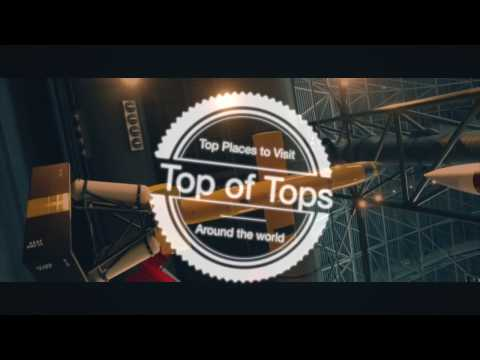 National Air & Space Museum Virginia / Dulles / Washington DC / USA - Top places to visit / DJI Osmo