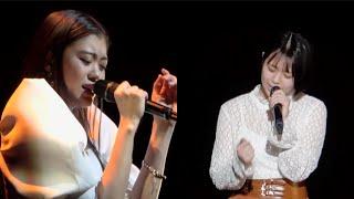 Hello! Project 2020 ~The Ballad~ より 高木紗友希 (Juice=Juice) 岸本ゆめの (BEYOOOOONDS)