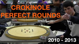 Crokinole Perfect Rounds - 2010-2013 | CrokinoleCentre Moments