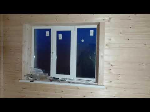 Каркасный дом 6 на 8 метров в Вологодской области | KarkasHaus