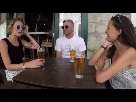 One-Take Interview with Danijell from Corto Maltese, Split |