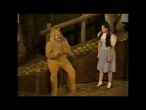 If I Only Had the Nerve - The Wizard of Oz (1998)
